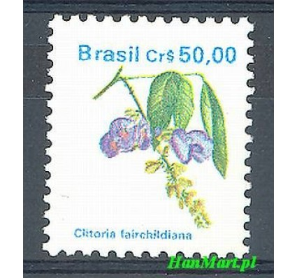 Znaczek Brazylia 1990 Mi 2364 Czyste **
