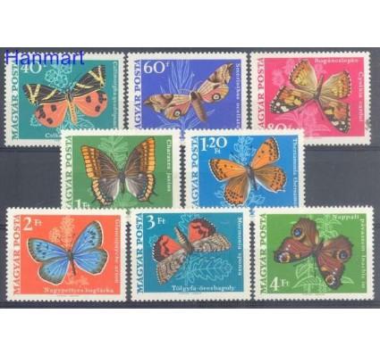 Znaczek Węgry 1969 Mi 2494-2501 Czyste **