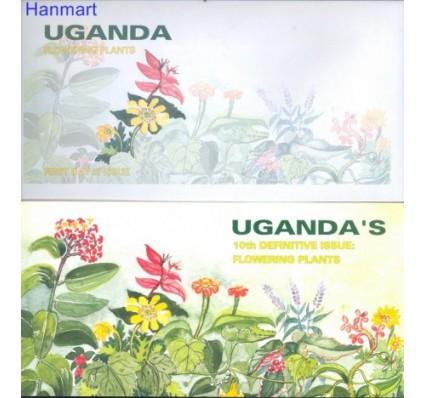 Znaczek Uganda 2005 Mi 2615-2628 Czyste **
