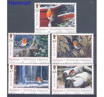Znaczek Wyspa Man 2004 Mi 1170-1174 Czyste **