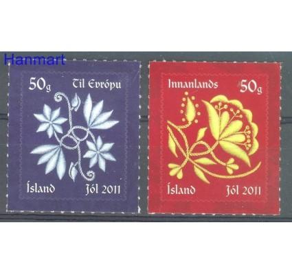 Islandia 2011 Mi 1338-1339 Czyste **