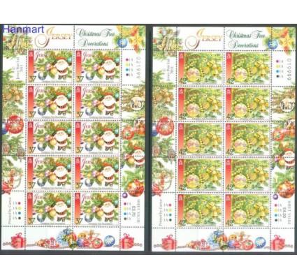 Znaczek Jersey 2011 Mi ark 1602-1607 Czyste **