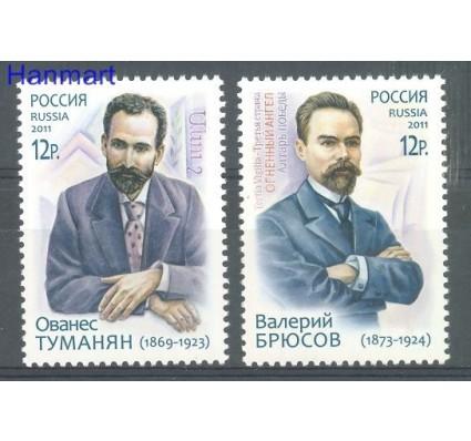 Znaczek Rosja 2011 Mi 1722-1723 Czyste **