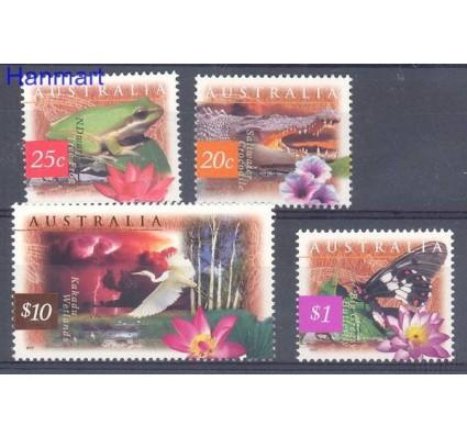 Znaczek Australia 1997 Mi 1630-1633 Czyste **