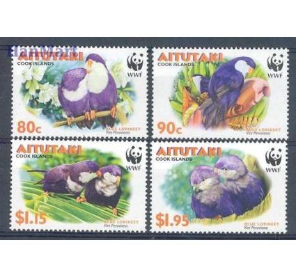 Znaczek Aitutaki 2002 Mi 772-775 Czyste **