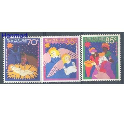 Znaczek Nowa Zelandia 1987 Mi 1003-1005 Czyste **
