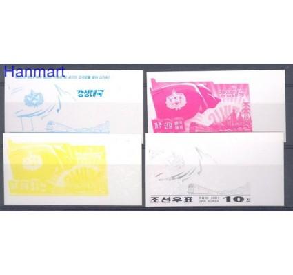 Znaczek Korea Północna 2001 Czyste **
