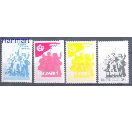 Znaczek Korea Północna 2003 Mi col 4637 Czyste **