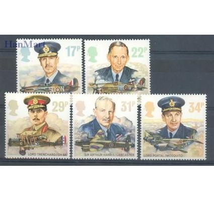 Znaczek Wielka Brytania 1963 Mi 1085-1089 Czyste **