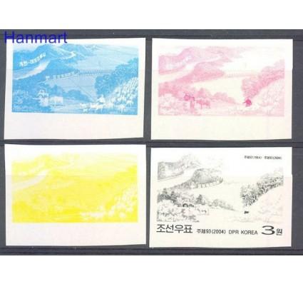 Znaczek Korea Północna 2004 Czyste **