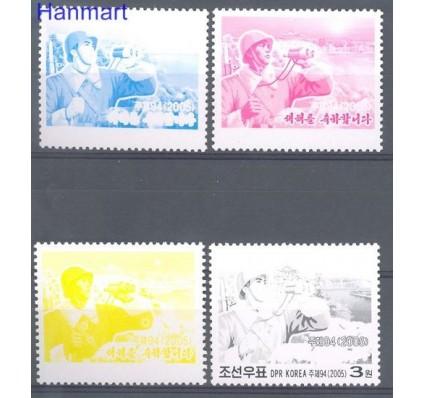 Znaczek Korea Północna 2005 Mi col 4840 Czyste **