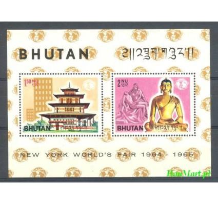 Znaczek Bhutan 1965 Czyste **