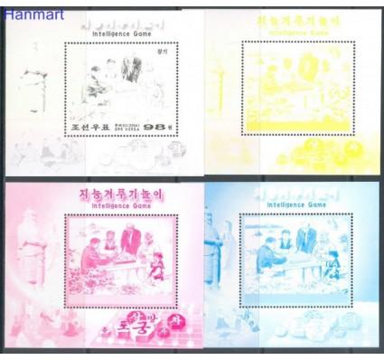 Znaczek Korea Północna 2004 Mi colbl 575 Czyste **