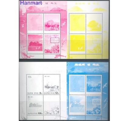 Znaczek Korea Północna 2004 Mi colbl 577 Czyste **