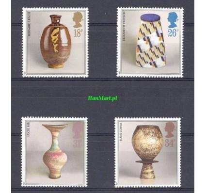 Wielka Brytania 1987 Mi 1122-1125 Czyste **