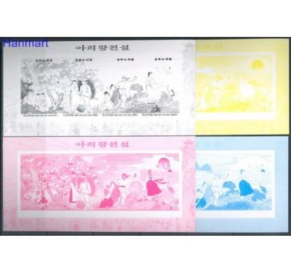 Znaczek Korea Północna 2002 Czyste **