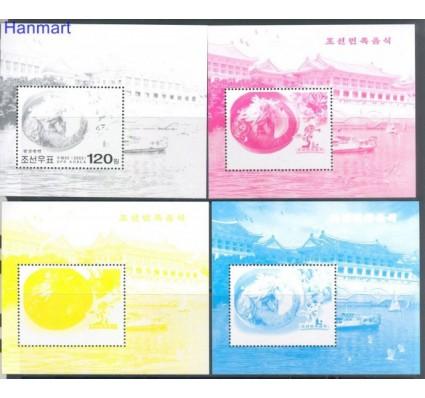 Znaczek Korea Północna 2003 Mi colbl 549 Czyste **