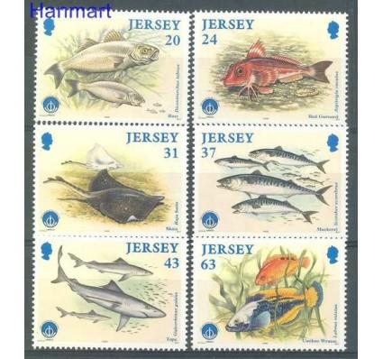 Jersey 1998 Mi 849-854 Czyste **