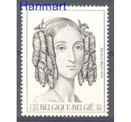 Belgia 2001 Mi 3021 Czyste **