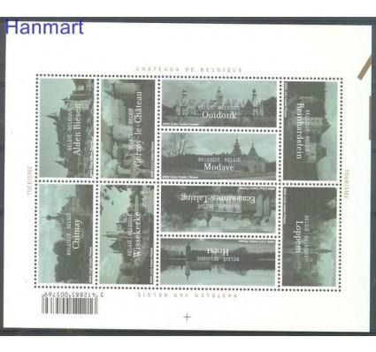 Znaczek Belgia 2002 Mi ark 3124-3133 Czyste **