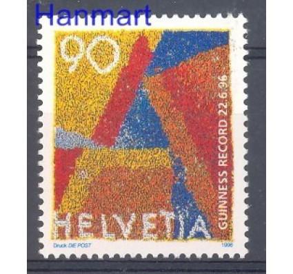 Szwajcaria 1996 Mi 1584 Czyste **