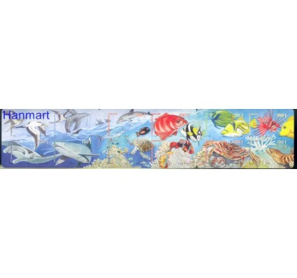 Znaczek Polinezja Francuska 2011 Mi 1160-1171 Czyste **