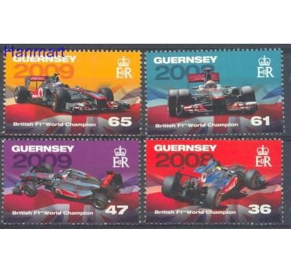 Znaczek Guernsey 2011 Mi 1363-1366 Czyste **