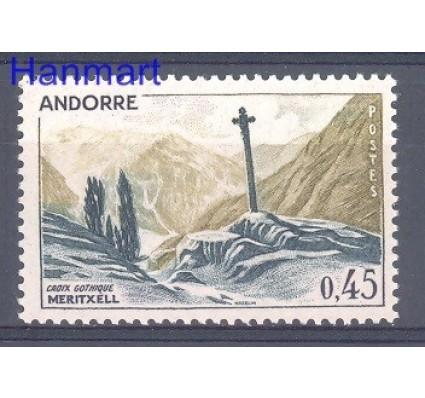 Znaczek Andora Francuska 1970 Mi 224 Czyste **