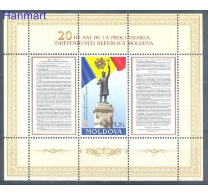 Znaczek Mołdawia 2011 Mi bl 57 Czyste **