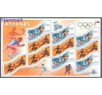 Znaczek Francja 2004 Mi ark 3830-3831 Czyste **