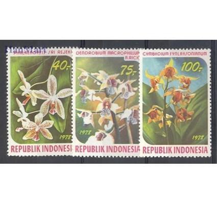 Znaczek Indonezja 1978 Mi 913-915 Czyste **