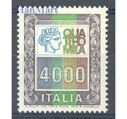 Włochy 1979 Mi 1644 Czyste **