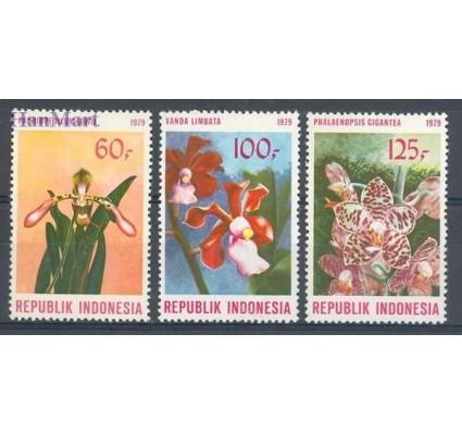 Znaczek Indonezja 1979 Mi 923-925 Czyste **
