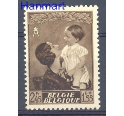Belgia 1933 Mi 450 Z podlepką *