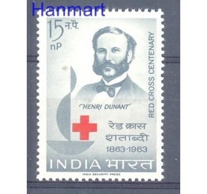 Znaczek Indie 1963 Mi 353 Czyste **