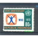 Indonezja 1973 Mi 729 Czyste **