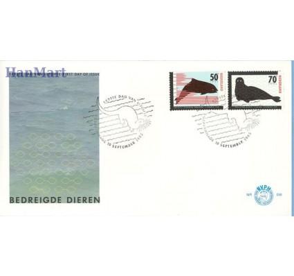 Znaczek Holandia 1985 Mi 1279-1280 FDC