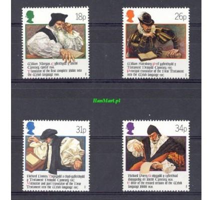 Wielka Brytania 1988 Mi 1139-1142 Czyste **