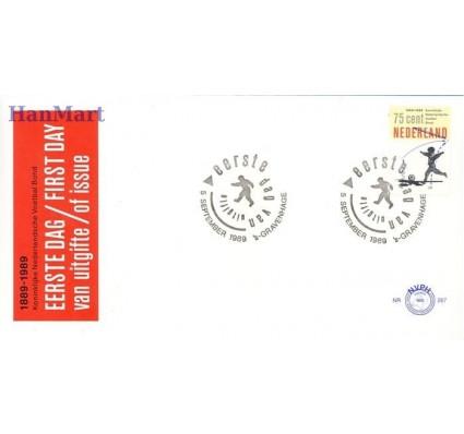 Znaczek Holandia 1989 Mi 1369 FDC