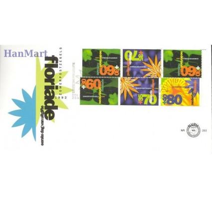 Holandia 1992 FDC