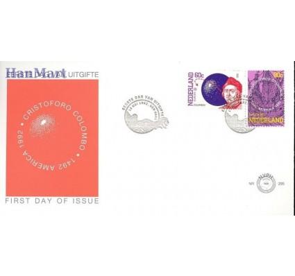 Znaczek Holandia 1992 Mi 1441-1442 FDC