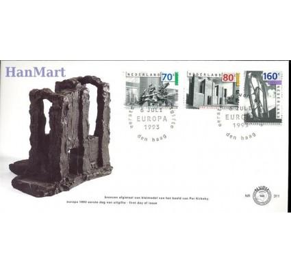 Znaczek Holandia 1993 Mi 1481-1483 FDC