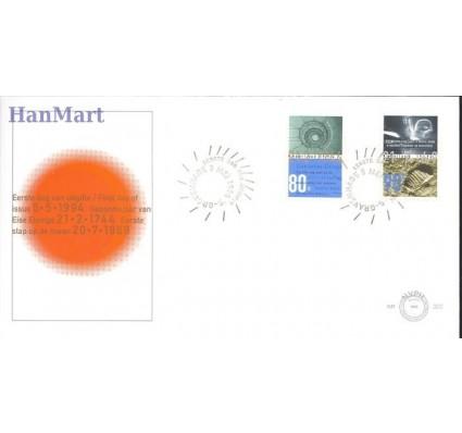 Holandia 1994 Mi 1514-1515 FDC