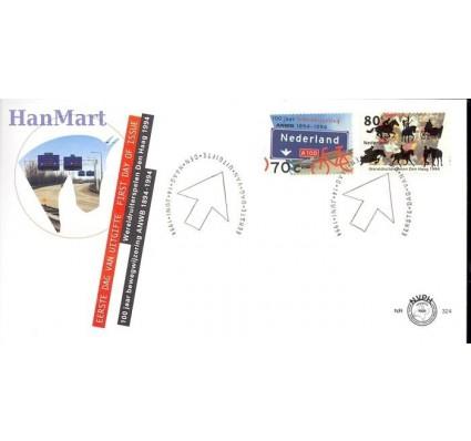 Znaczek Holandia 1994 Mi 1518-1519 FDC