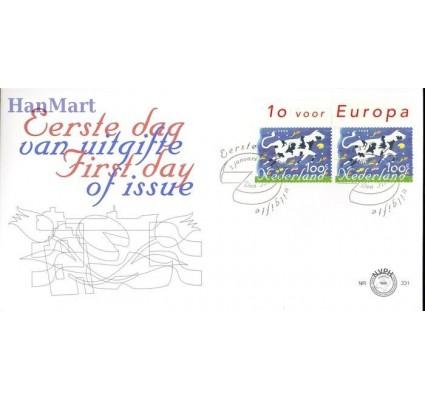 Holandia 1995 FDC