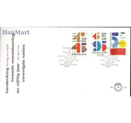 Znaczek Holandia 1995 Mi 1543-1545 FDC