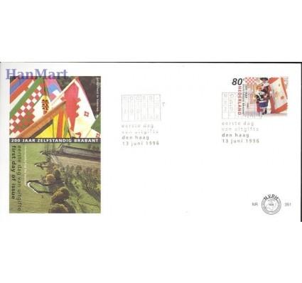 Znaczek Holandia 1996 Mi 1580 FDC