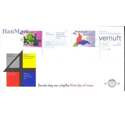 Znaczek Holandia 1997 Mi 1625-1628 FDC
