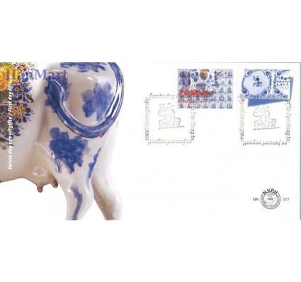 Znaczek Holandia 1998 Mi 1642-1643 FDC