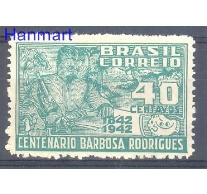 Znaczek Brazylia 1943 Mi 647 Czyste **